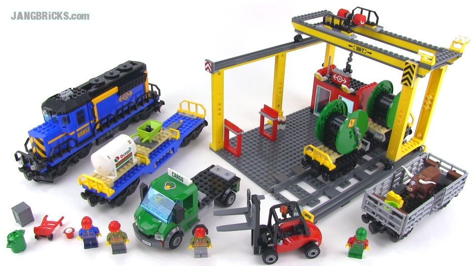 JANGBRiCKS LEGO Reviews amp MOCs May 2014
