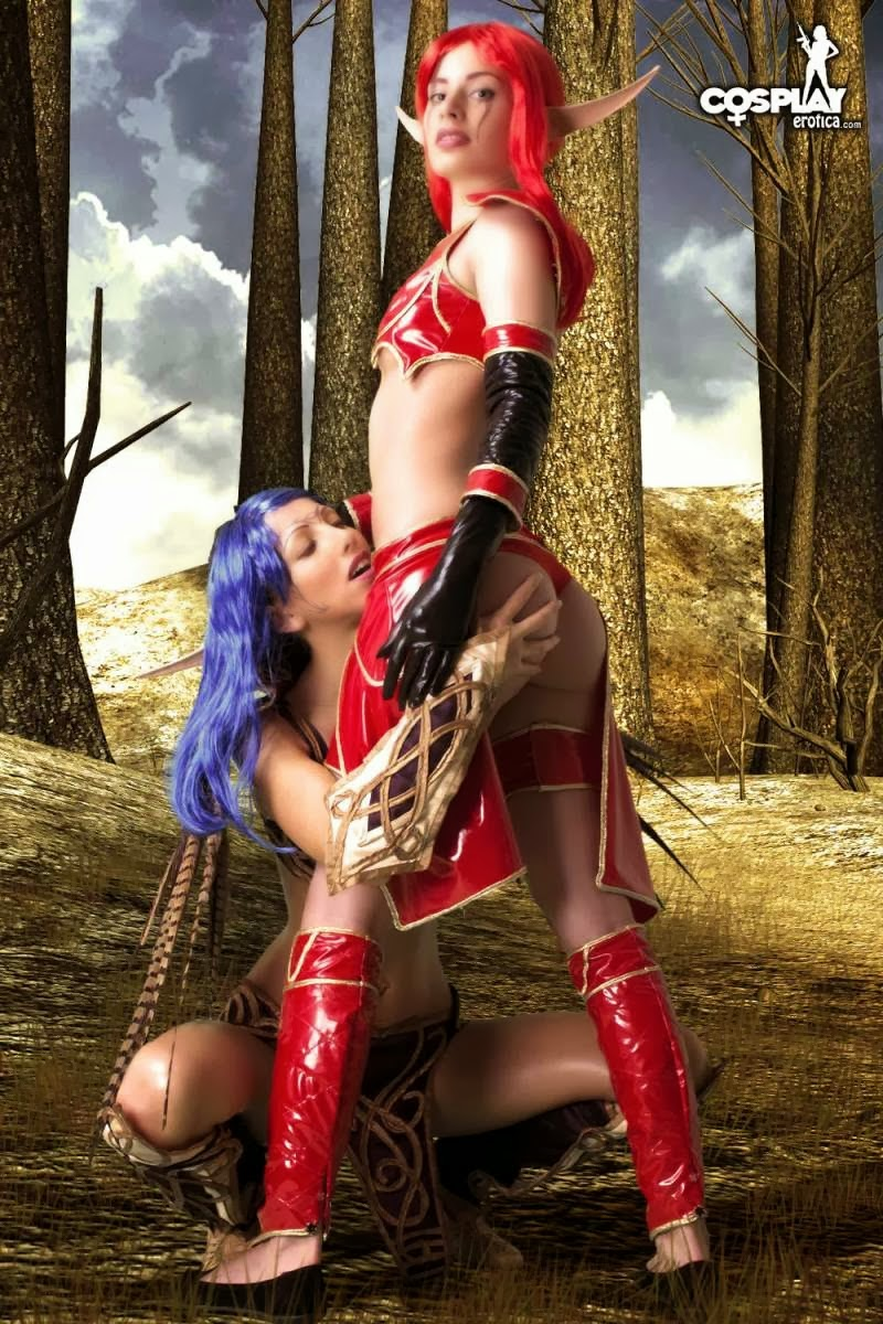 Free elves costume porn pictures sex video