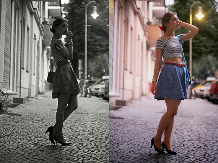 FRENCH LOOK STYLE MYBERLINFASHION OUTFIT
