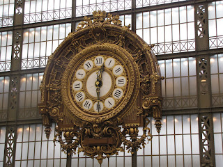 Museum D'Orsay_relógio_foto Suyene Correia