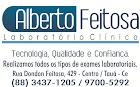 Laboratório Clínico Alberto Feitosa - Tauá.