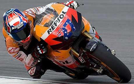 Kualifikasi MotoGP Inggris (Seri ke-6)