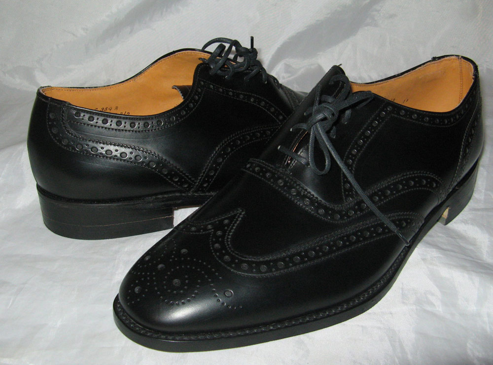 closet church s church company black dress shoes