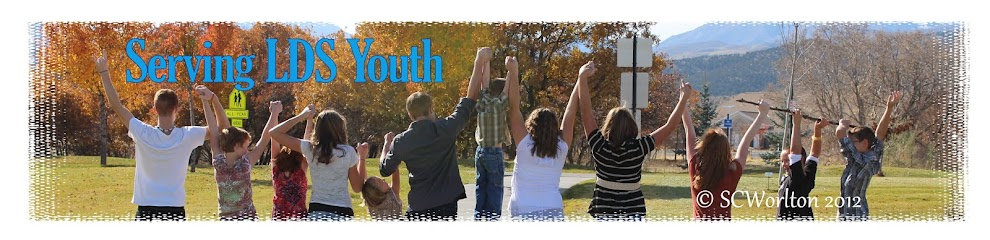 Serving LDS Youth