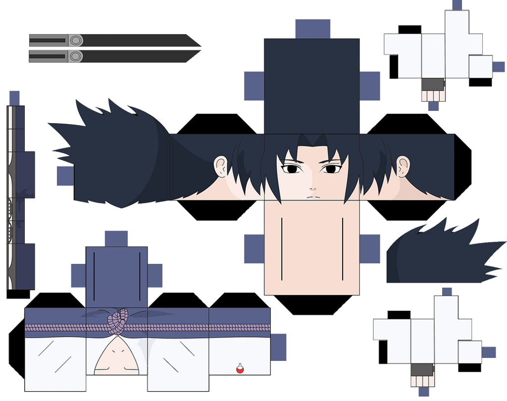 Template Naruto Shipuden And Friends