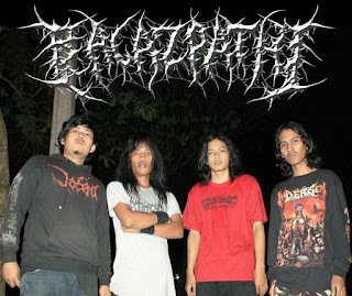 Balazpathi Band Slamming Brutal Death Metal Tangerang Foto Logo Wallpaper