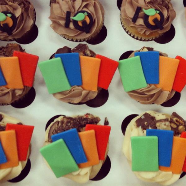 coupons.com logo cupcakes
