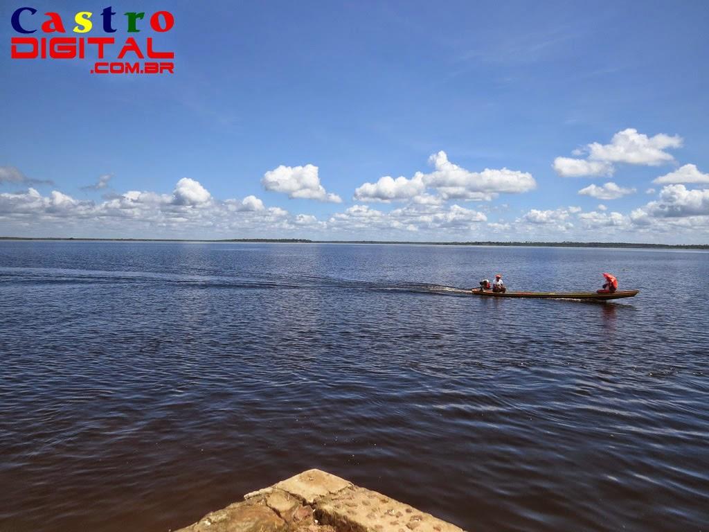 Foto do Lago Açu, Maranhão