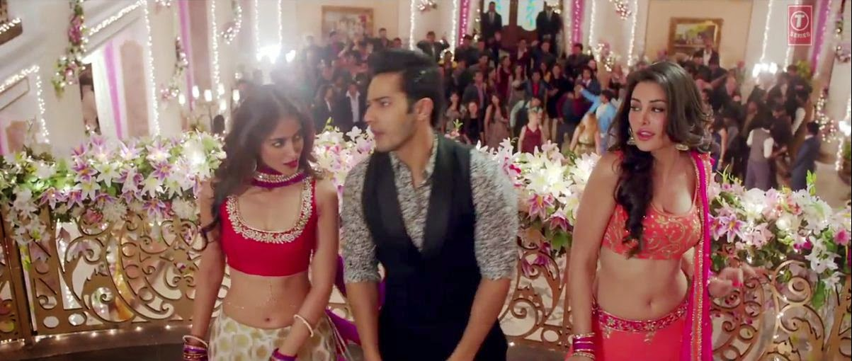 Poster of Tera Hero Idhar Hai – Main Tera Hero (2014) Video Song 720P HD single video song  free download at moviefree4u.in