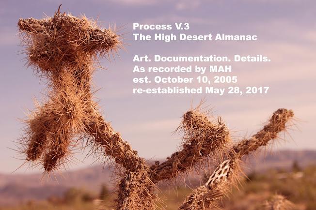 Process, V.3, The High Desert