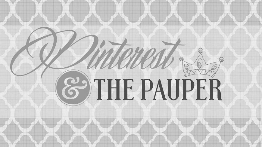 Pinterest and the Pauper!