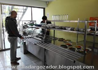 Casino 13 Bomberos Providencia zona servicio