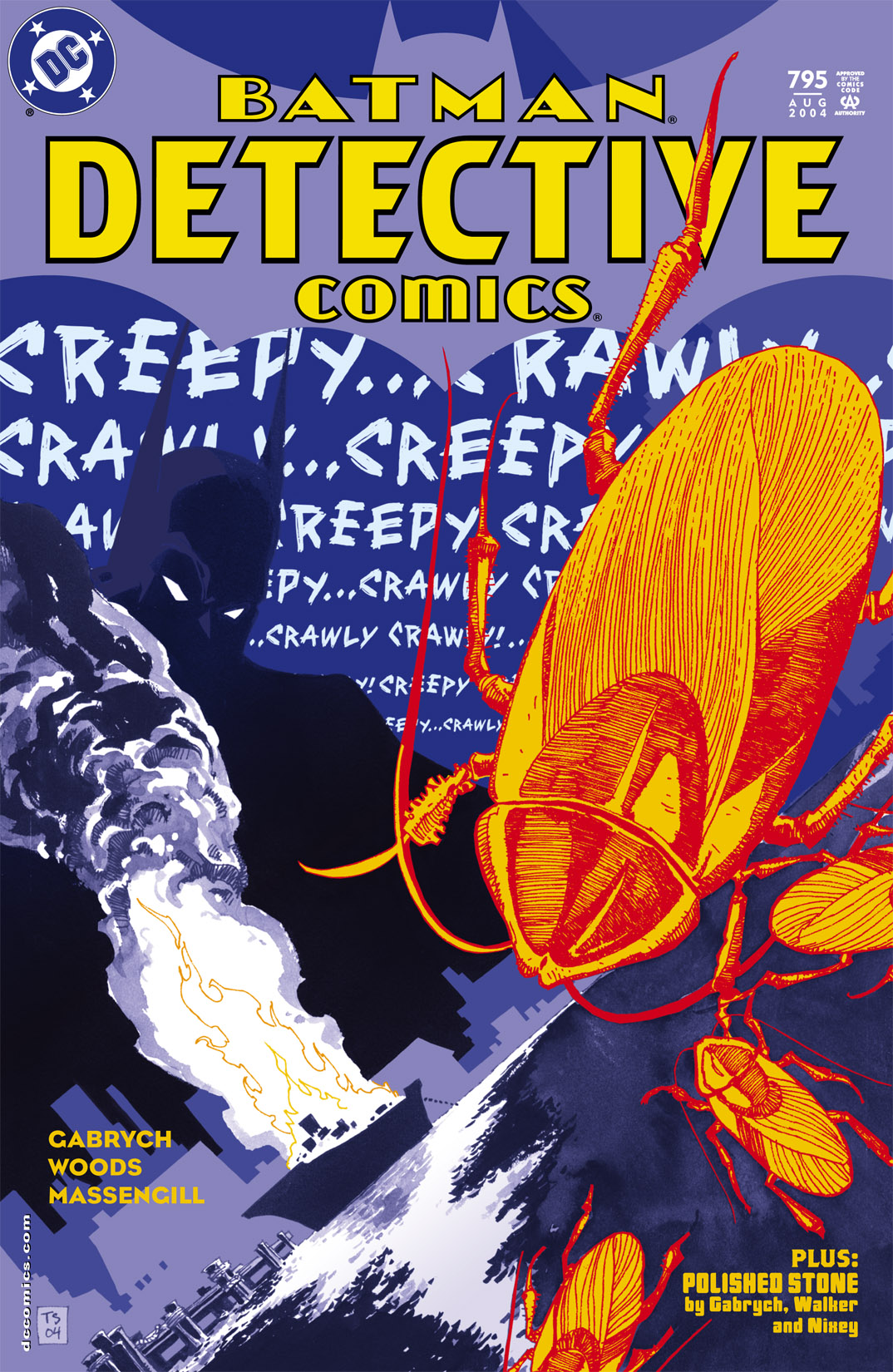 Detective Comics (1937) 795 Page 1