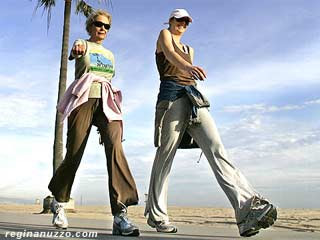 benefits walking for health