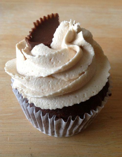 Gourmet Cake Mix Cupcakes