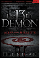 Coming Soon: Altar of the Spiral Eye Series