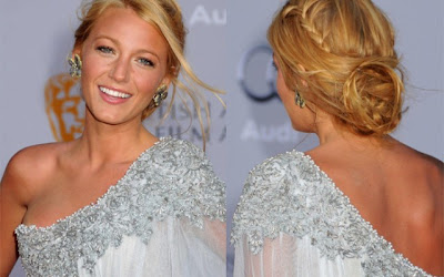 Blake livelys braid hairstyles for prom ebest hair extensions blog at the bafta brits to watch party in la blake lively rocked a fresh and sassy hairstyle to complement her one shoulder blake lively pulled back her long pmusecretfo Gallery