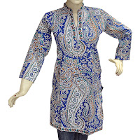 indian designer kurti tunic