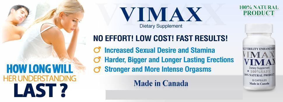 Vimax Pills | Vimax Asli Canada | Obat Pembesar Penis