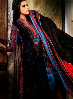 Al-Karam Winter Dresses