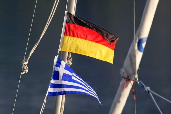 Deutschland in Griechenland/ η Γερμανία στην Ελλάδα