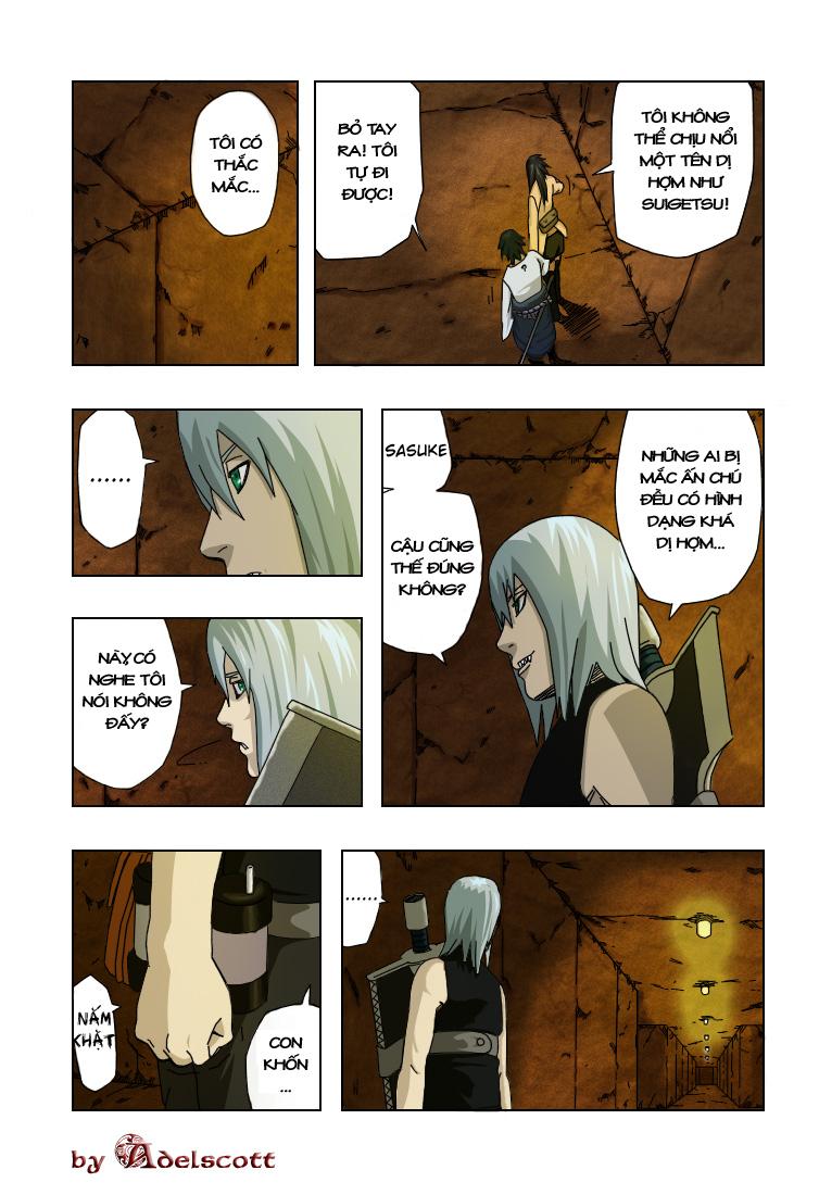 Naruto chap 350.Color Trang 13 - Mangak.info