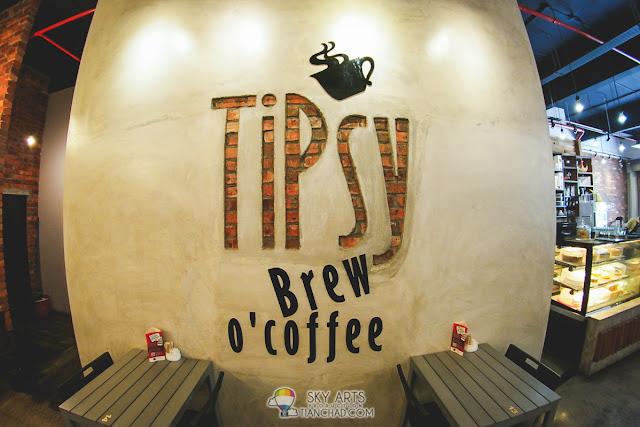 TiPsy Brew O'Coffee @ Puchong Setiawalk