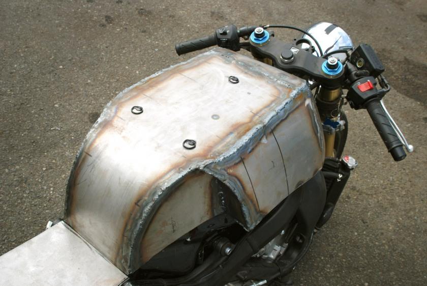 CBR Racer Honda+2