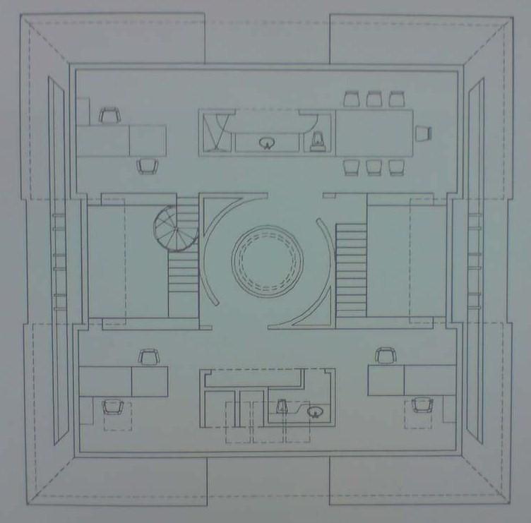 Proyecto final enero 2012 for Despacho arquitectura
