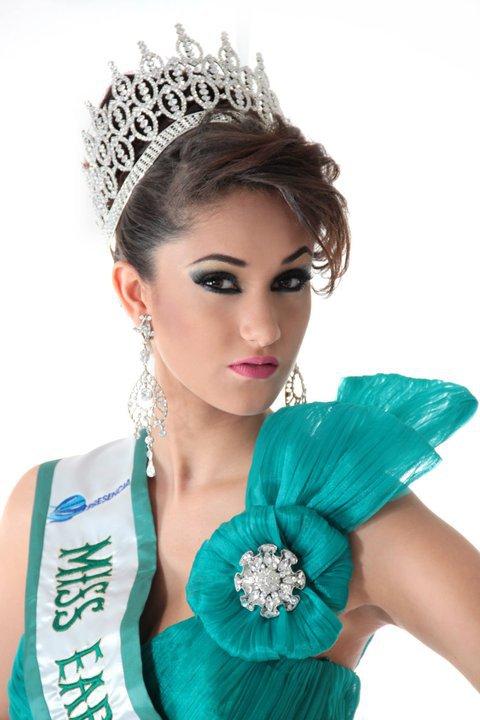 Ana Luisa Montufar,Miss Earth Guatemala 2011,ana luisa