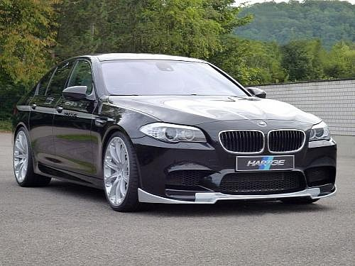 BMW M5 Tuned by Hartge Delivers 642 HP