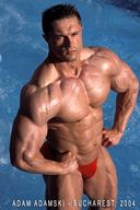 Adam Adamski Muscle God