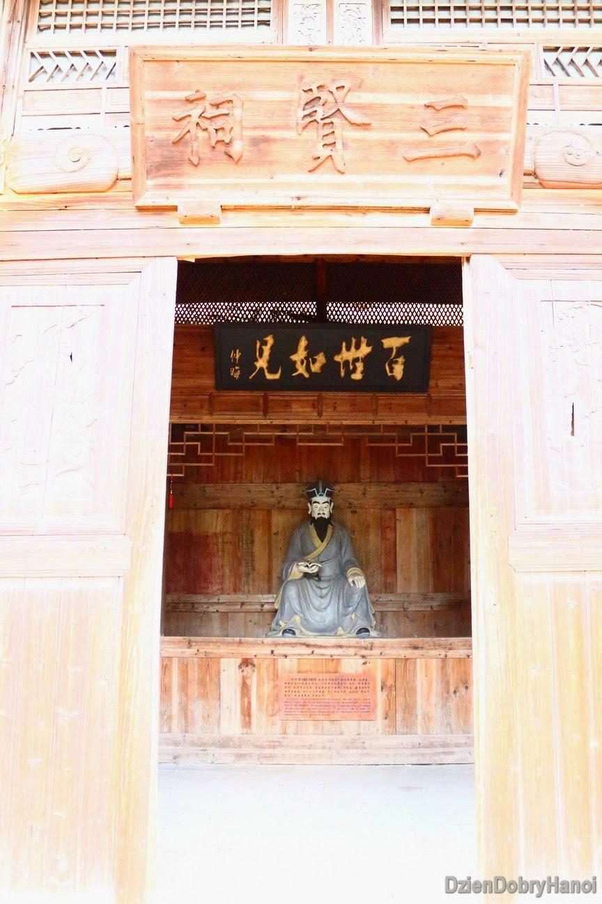wuyishan, fujian, chiny, dzień dobry hanoi