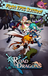 GAME ROAD TO DRAGONS MOD APK