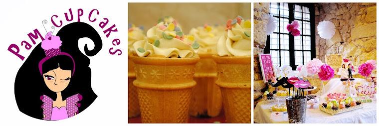 Pam Cupcakes