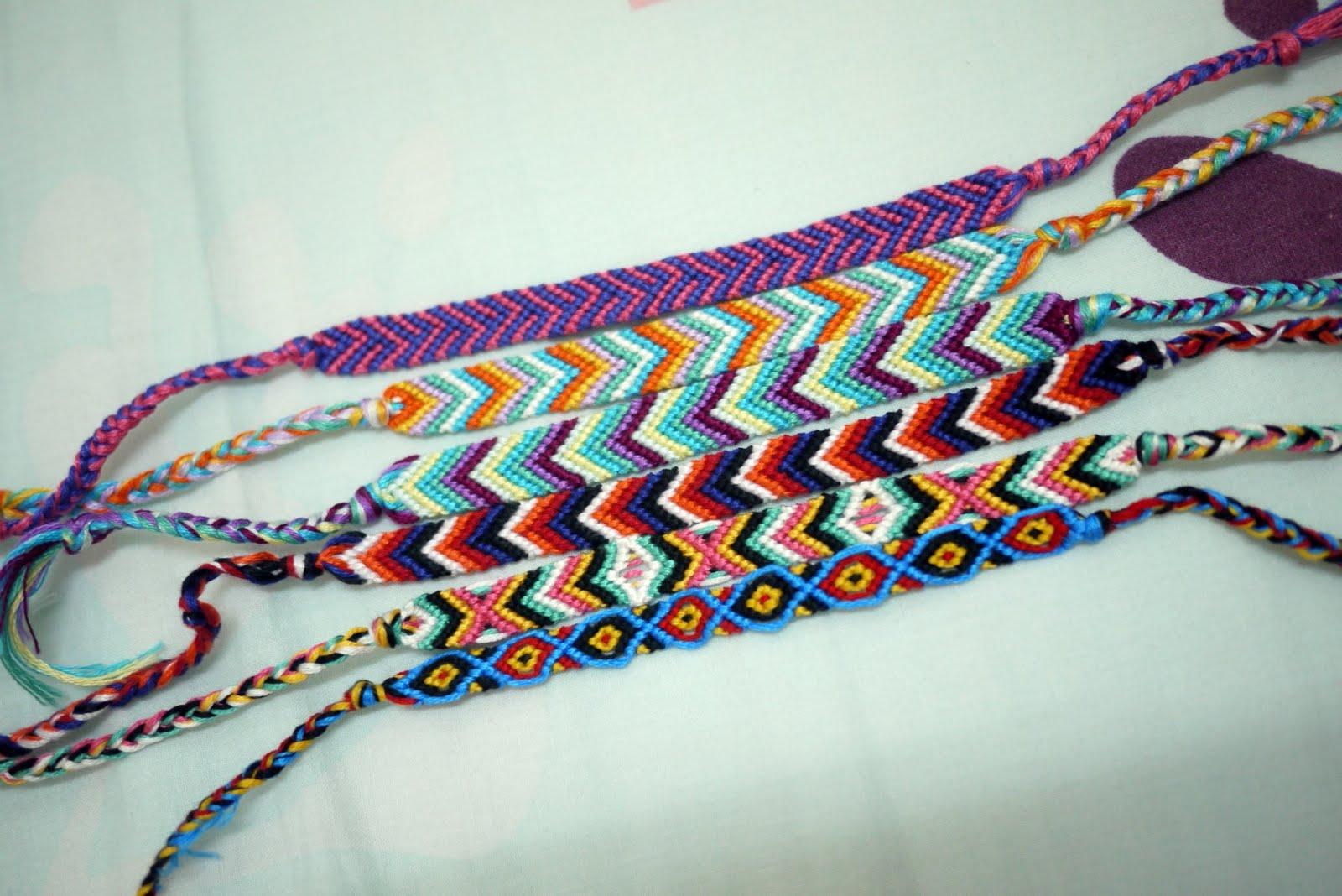 How to make chevron friendship bracelet - Diy Friendship Bracelets