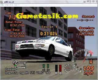 Game Gran Turismo 2