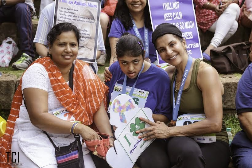 Khushi organizes Marathon over Autism Awareness, 800 participated