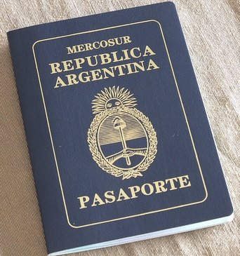 Para viajar a argentina que documentos necesito