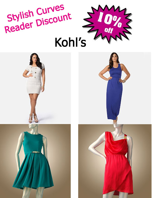 Kohls celebrity clothing lines