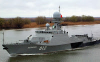 Buyan class corvette
