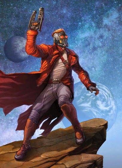 Peter quill from an orphan into guardian of galaxy article most