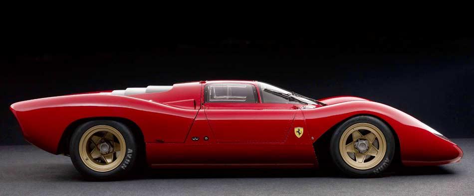 Karznshit 69 Ferrari 312p