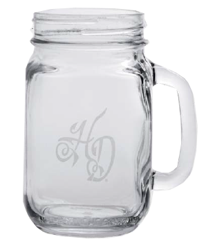 http://www.adventureharley.com/harley-davidson-16-oz-glass-drinking-jar