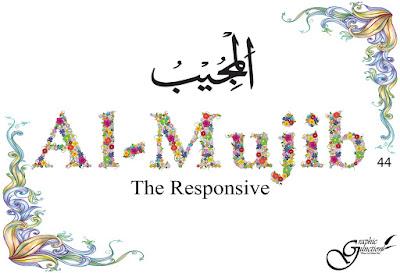 Jom Kenal Al Mujib Yang Maha Mengabulkan