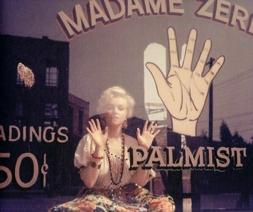 marilyn monroe channels gypsy style in the 1950s