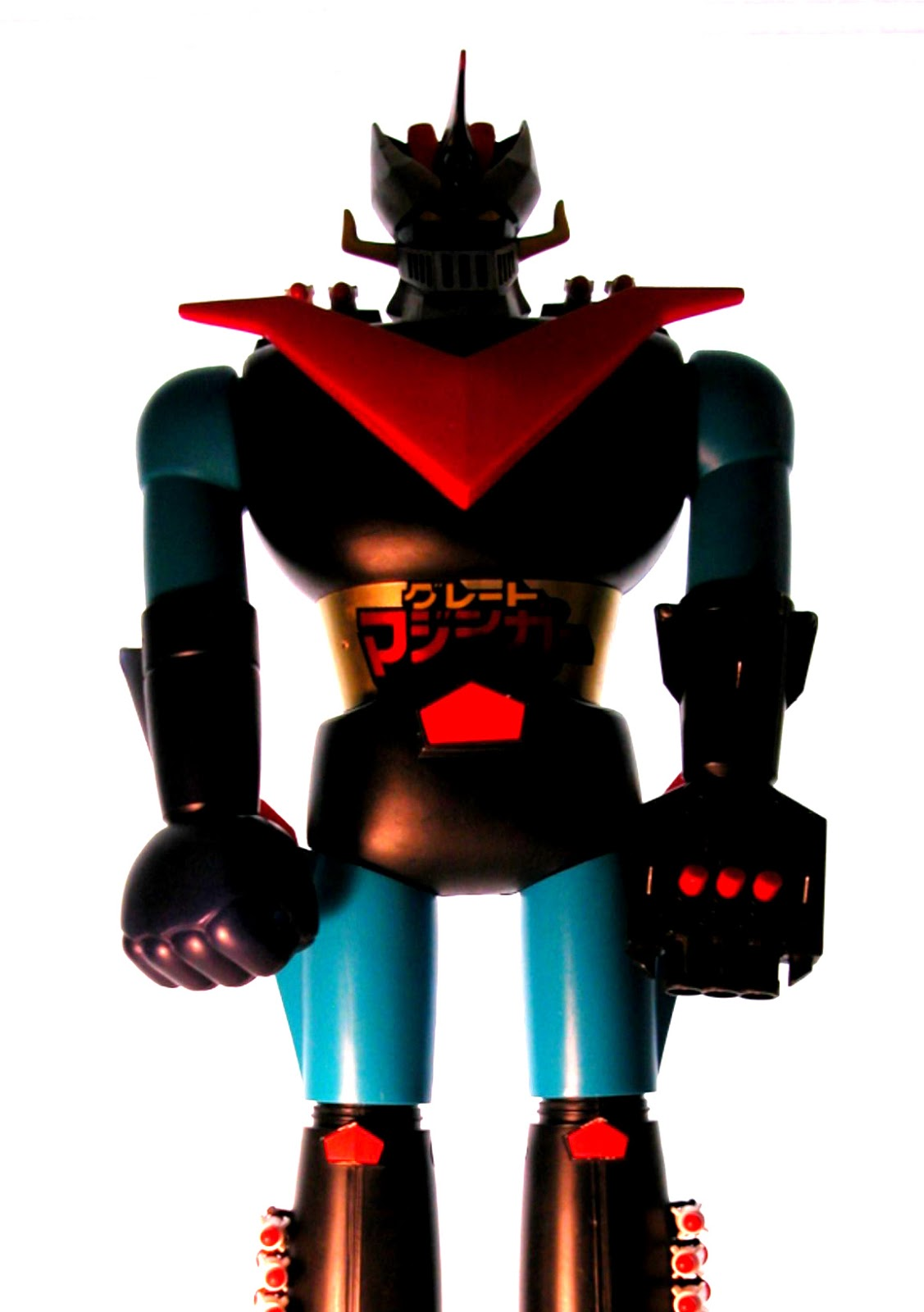 Yesterville Toy Room Mattel Shogun Warriors Mazinga