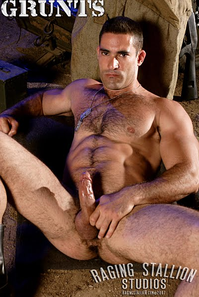 ... former gay-porn star who performed under the name Roman Ragazzi, ...