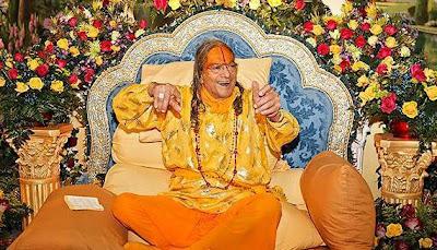 Mangarh Sadhana Program with Jagadguru Kripaluji Maharaj