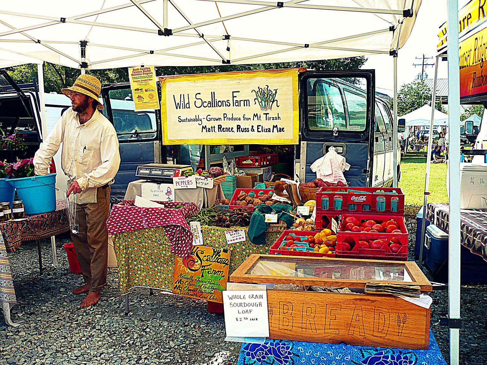 Inspiration treasures farmers market tomato tasting